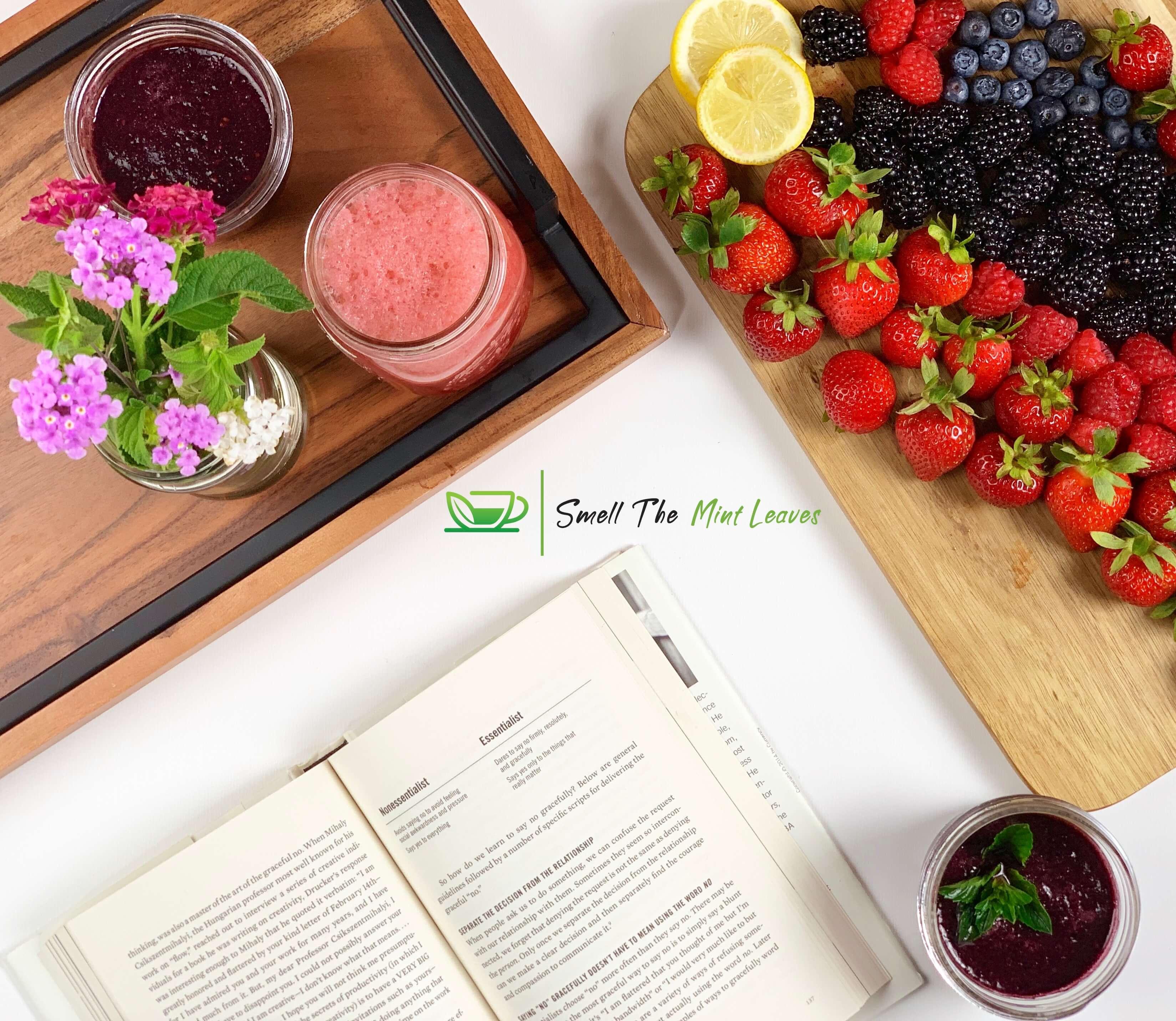 Berries Everyday health food image