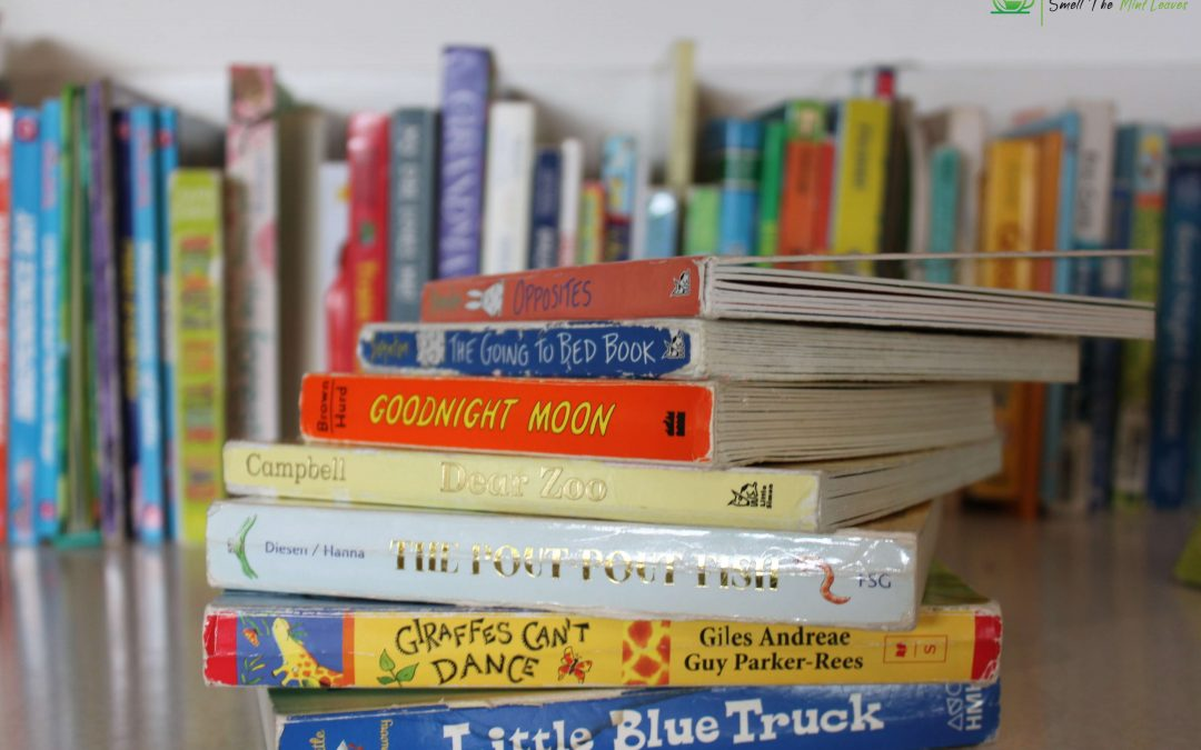 Our 11 Favorite Board Books for Kids