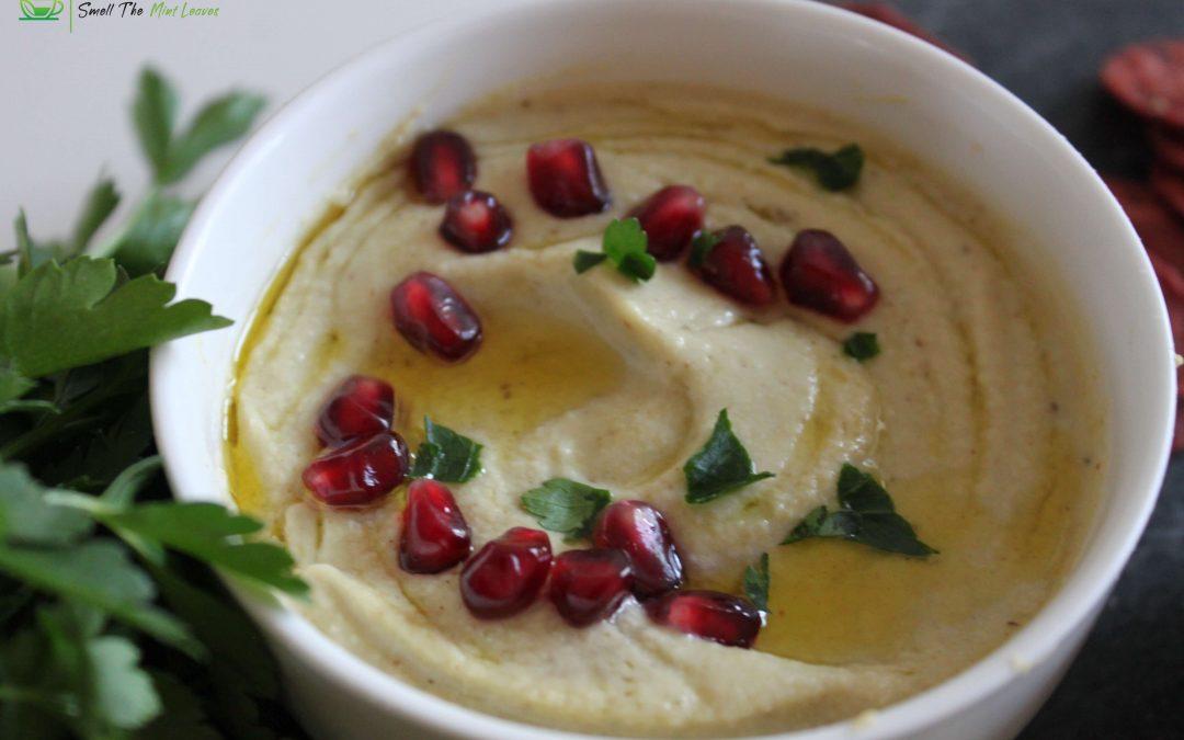 Easy Hummus Recipe: How to make Hummus?