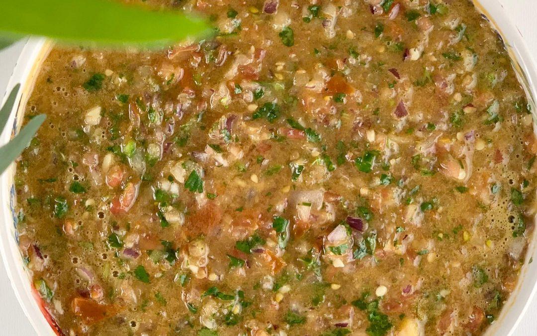 Homemade Salsa from Scratch