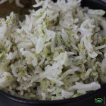Rice and Broccoli Pilaf Image