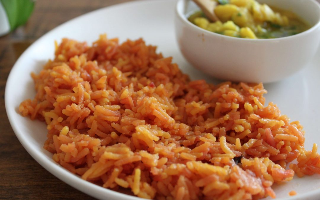 Beets Rice (Beetroot Rice: Instant Pot and Stovetop)