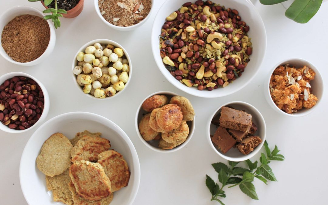 Healthy Snacks to Make and Store