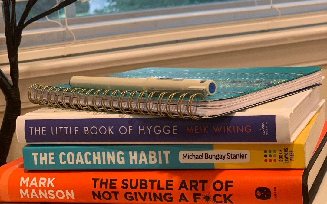 Books for Well-being 2021: My top 5 picks