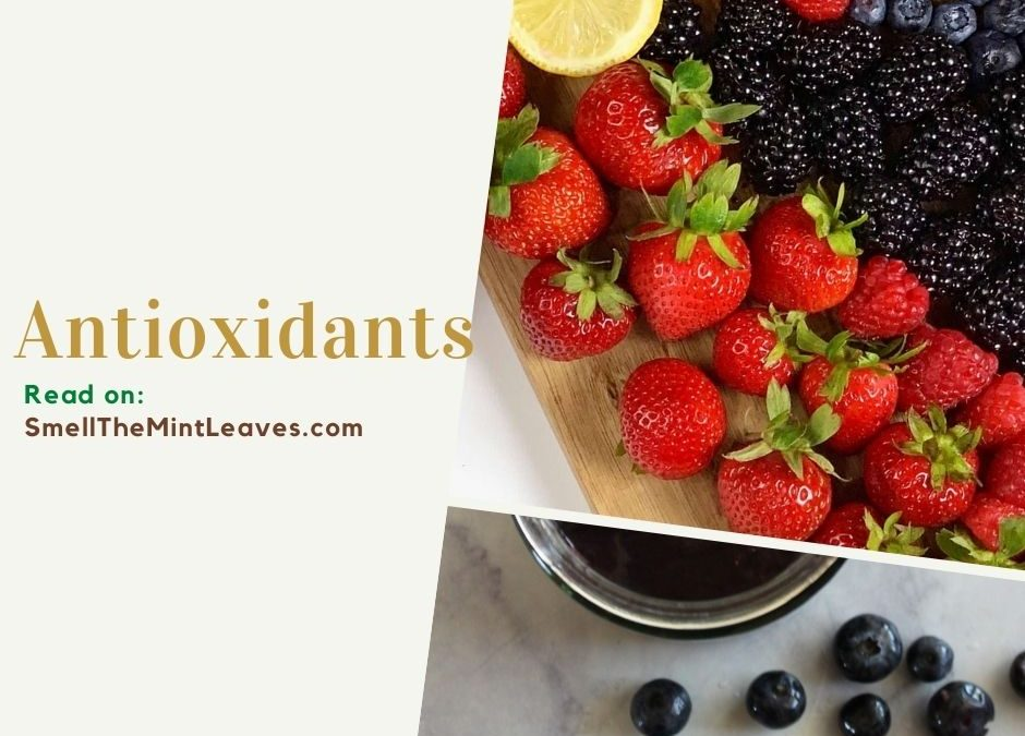 How to include Antioxidants in our diet?